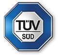 Verweis zur Webpräsenz TÜV Süd